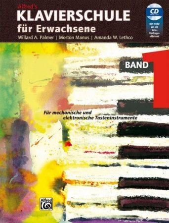 Alfred´s Klavierschule für Erwachsene Cover