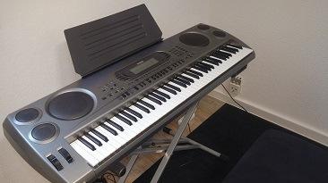 Keyboard in Musikschule Maestro