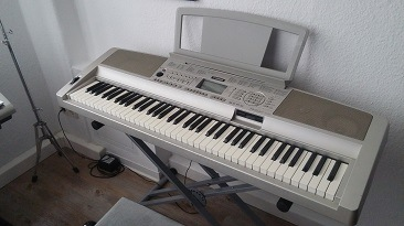 Keyboard in Musikschule Maestro