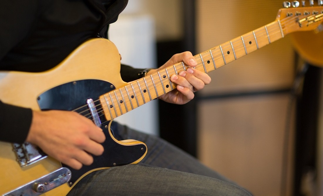 Fender Telecaster E-Gitarre