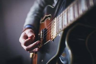 Jazz Gitarrist